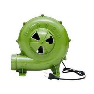 Blower exhaust fan axial