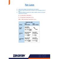Fan laws 1