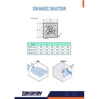 Exhaust shutter 1
