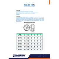 Jual Drum Fan