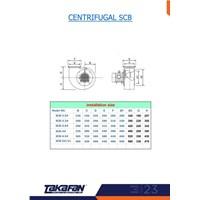 Jual Centrifugal SCB 2