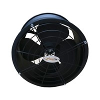 Drum Fan Blower Standart Hitam