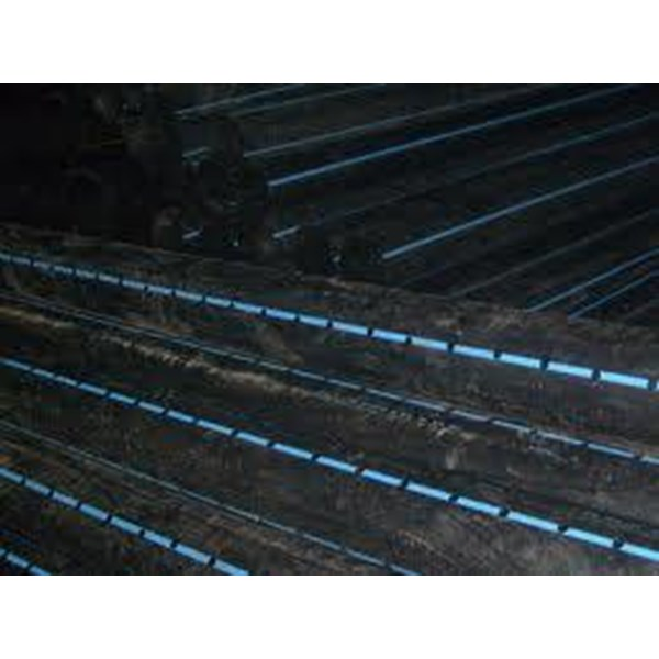 Pipa HDPE PN 10  PN 16 Pralon