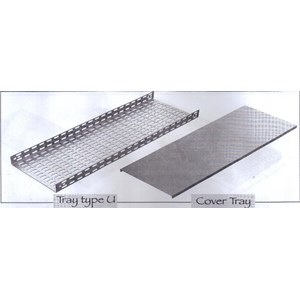 Kabel Tray Type U Cover Tray