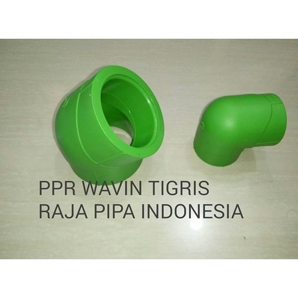 Reducer PPR Wavin Tiggris  TEE FEMALE  MALE