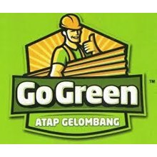Atap Geleombang Gogreen Murah