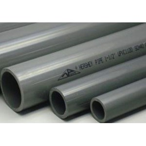 PVC pipe and CPVC Pipes-SCH 40 & 80