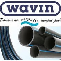 Jual Pipa Wavin PVC SNI 2