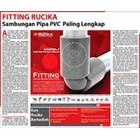 Pipa & Fitting PVC Rucika 3