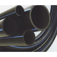 Wavin Black HDPE Pipe