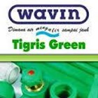 Pipa PPR Wavin Tigris Green 1