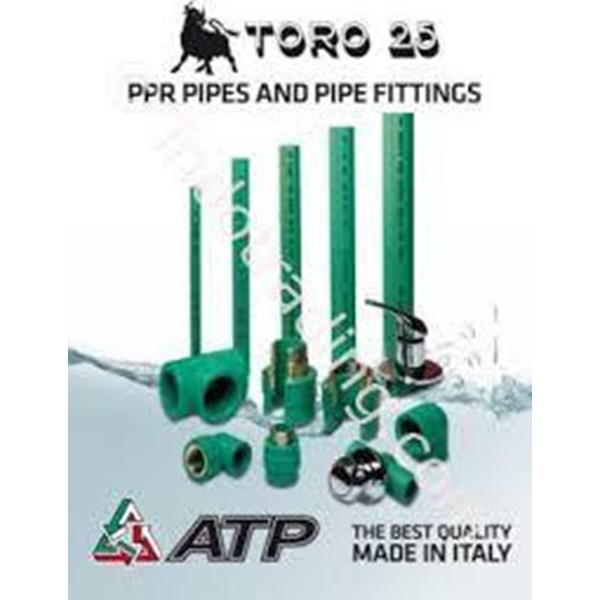 Pipa PPR Toro
