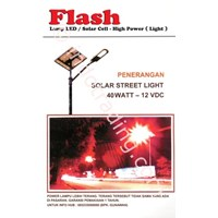 Lampu Jalan Led 40 W - 12 V Complit 1