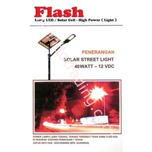 Lampu Jalan Led 40 W - 12 V Complit