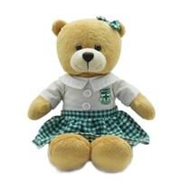 Boneka Beruang Berseragam