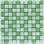Keramik Mozaik Cascara Green 1