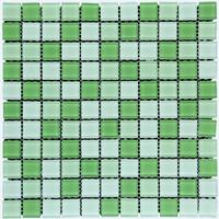 Keramik Mozaik Cascara Green
