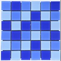 Keramik Mozaik Cascara Maxi Blue