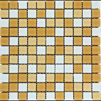 Keramik Mozaik Cascara White Yellow