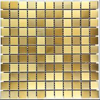 Keramik Mozaik Deluxe Gold