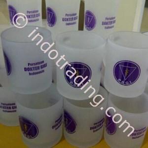 Gelas Promosi / Gelas Frosting