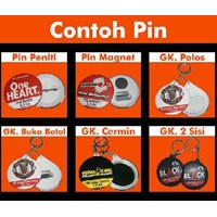Gudang Pin Promosi 1