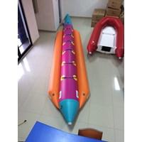 Jual Banana Boat Merk Zebec Lite Kapasitas 6 Person