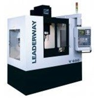 Mesin Bubut CNC Leaderway V-Series V 650 1