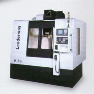 Mesin Bubut CNC Leaderway V-Series V 33i