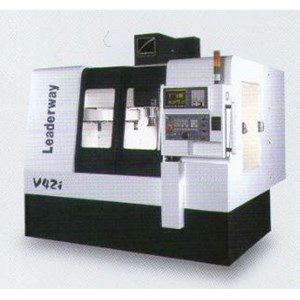 Mesin Bubut CNC Leaderway V-Series V42i
