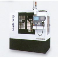 Mesin Bubut CNC Leaderway V-Series V650HSM 1