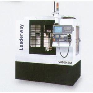 Mesin Bubut CNC Leaderway V-Series V650HSM