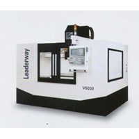 Mesin Bubut CNC Leaderway V-Series V6030 1