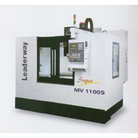 Mesin Bubut CNC Leaderway MV-Series MV1100S 1