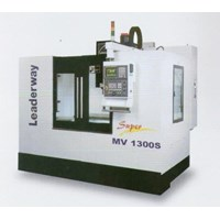 Mesin Bubut CNC Leaderway MV-Series MV1300S 1