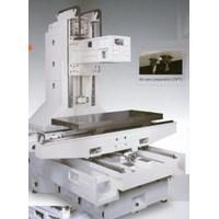 Mesin Bubut CNC Leaderway Vertical V-Series 1