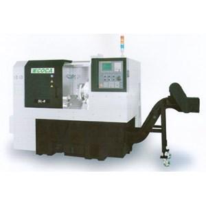 Mesin Bubut CNC Ecoca Tipe SL-8 MC