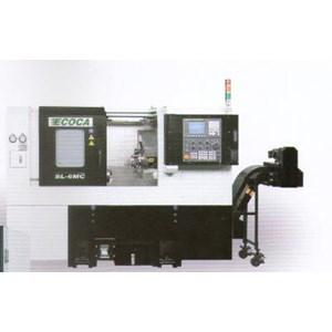 Mesin Bubut CNC Ecoca Tipe SL-6 MC