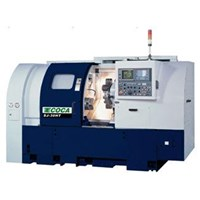 Mesin Bubut CNC Ecoca Tipe SJ-Series 1