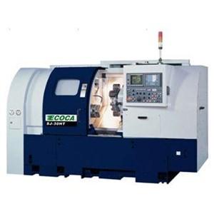 Mesin Bubut CNC Ecoca Tipe SJ-Series