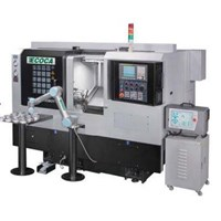 Mesin Bubut CNC MT-208 MC 1