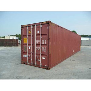 Jasa kirim via kontainer