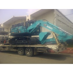 Jasa Pengiriman Alat Berat Excavator Sefloader