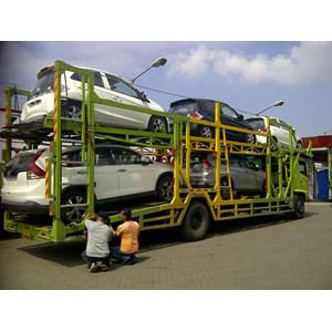 Jasa Pengiriman Mobil dengan car carrier - 0823.3127.3284 By PT. Aura Abadi Cargo