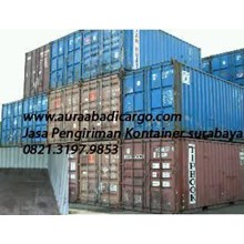 Container Shipping Services To Surabaya
