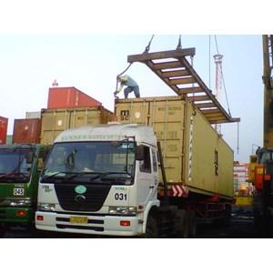 Jasa Pengiriman Barang Dengan Kontainer By PT. Aura Abadi Cargo