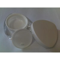 Pot Cream Jar 15 Gr Si-015-A