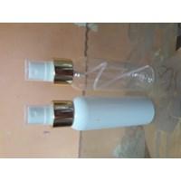 Botol pet100ml spray gold