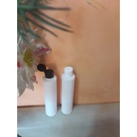 cosmetic bottle 200ml tutup fliptop