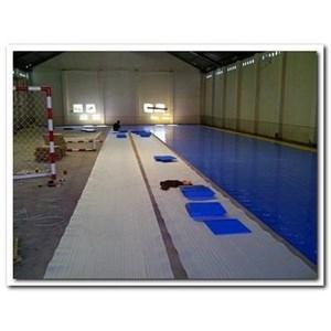 konstruksi lapangan futsal By Super Sport
